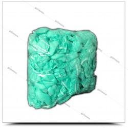 Tek Kullanımlık Akordeon 52 cnm Tela Bone Yeşil 1000 Adet